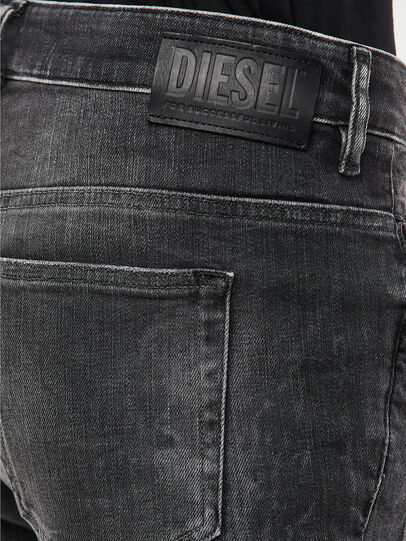 Diesel - Fayza 009IU, Schwarz/Dunkelgrau - Jeans - Image 4