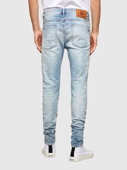 Diesel - D-Reeft JoggJeans® 069UC, Hellblau - Jeans - Image 2
