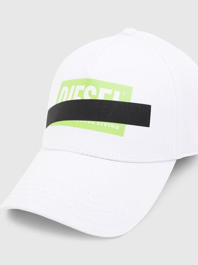 Diesel - CIRIDE-M, Weiß - Hüte - Image 3