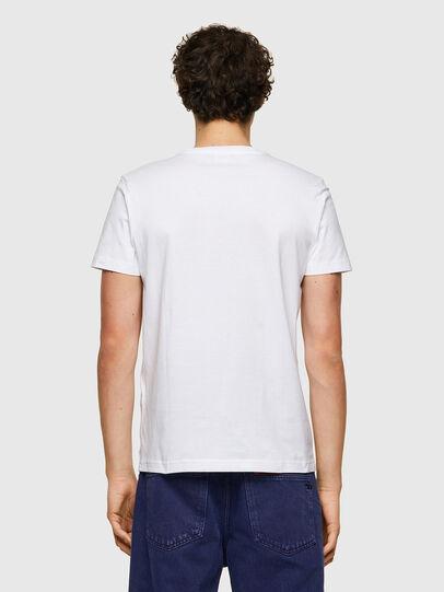 Diesel - T-DIEGOS-K22, Weiß - T-Shirts - Image 2