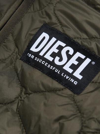 Diesel - SOKY OVER, Armeegrün - Sweatshirts - Image 3