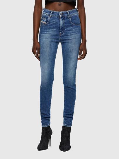 Diesel - Slandy High 009QS, Hellblau - Jeans - Image 1