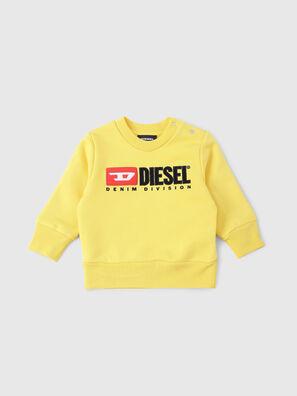 SCREWDIVISIONB, Gelb - Sweatshirts