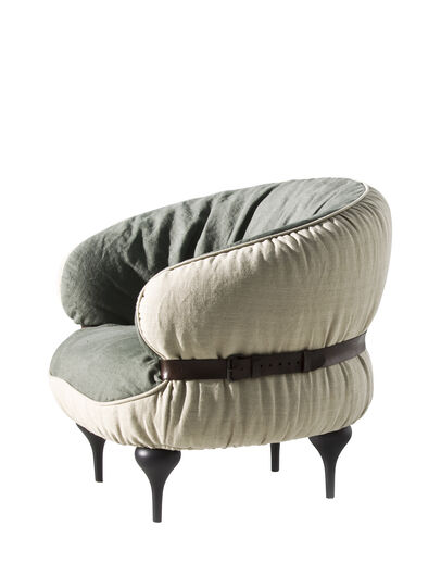 Diesel - CHUBBY CHIC - SESSEL, Multicolor  - Furniture - Image 4