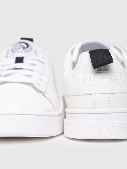 Diesel - S-CLEVER LOW W, Helles Weiß - Sneakers - Image 4