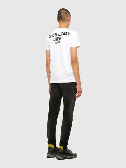 Diesel - T-DIEGOS-N26, Weiß - T-Shirts - Image 4
