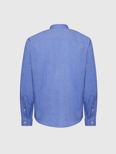 Diesel - S-JAMES, Blau - Hemden - Image 2