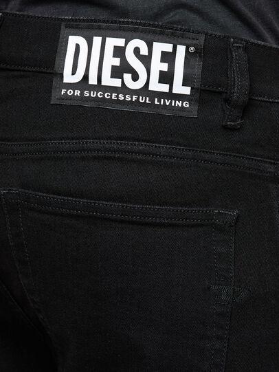Diesel - D-Amny 009KR, Schwarz/Dunkelgrau - Jeans - Image 5