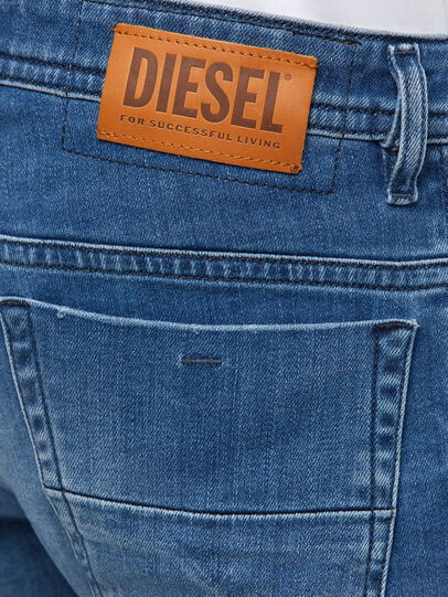 Diesel - Thommer 009MB, Mittelblau - Jeans - Image 4