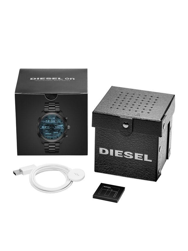 Diesel - DT2007, Schwarz - Smartwatches - Image 5