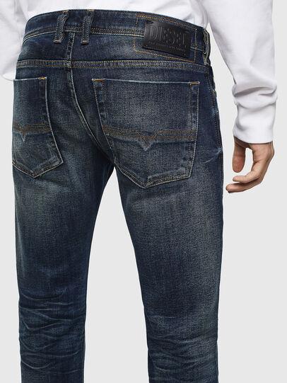 Diesel - Zatiny 0096U, Dunkelblau - Jeans - Image 5