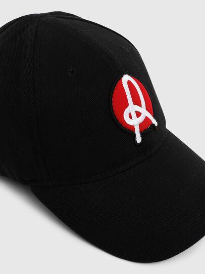 Diesel - LR-CAP, Schwarz - Hüte - Image 4