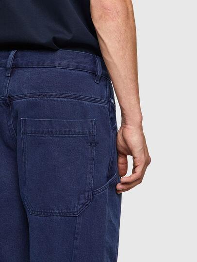 Diesel - D-Franky 0EEAX, Mittelblau - Jeans - Image 4