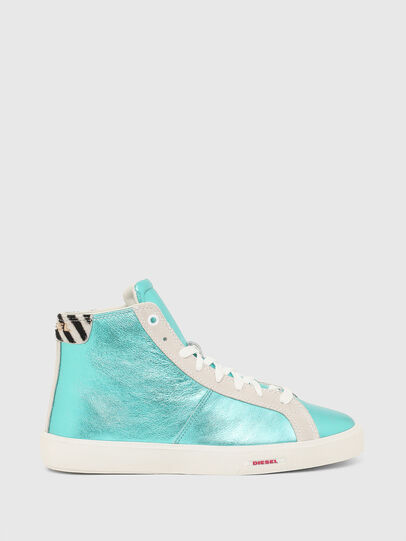 Diesel - S-MYDORI MC W, Azurblau - Sneakers - Image 1