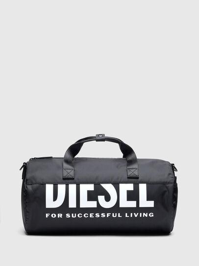 Diesel - DUFFLEBOLD, Schwarz - Taschen - Image 1