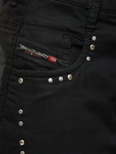 Diesel - Fayza JoggJeans 069NC, Schwarz/Dunkelgrau - Jeans - Image 3