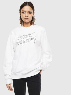 F-ANG-S3, Weiß - Sweatshirts