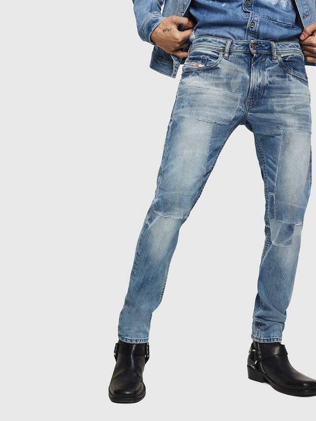 Thommer 0092F, Hellblau - Jeans