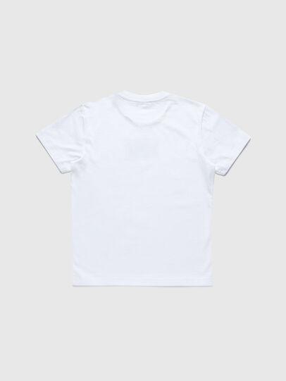 Diesel - TCODE, Weiß - T-Shirts und Tops - Image 2