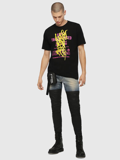 Diesel - T-JUST-YD,  - T-Shirts - Image 4