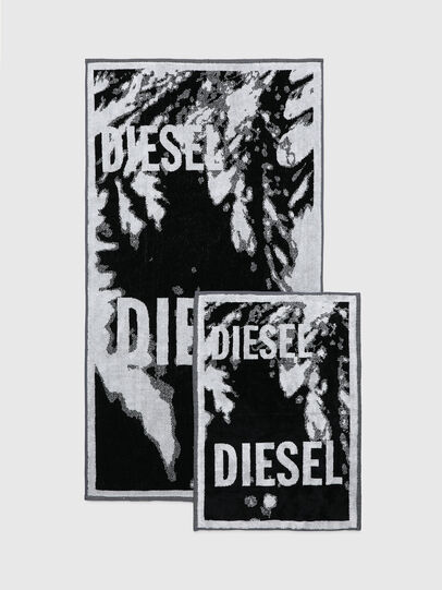 Diesel - COPP FLORASHADOW, Schwarz - Bath - Image 2