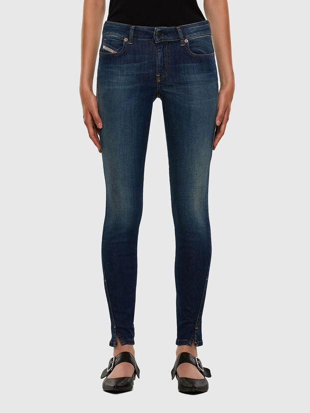 D-Jevel 009HL, Dunkelblau - Jeans