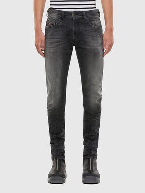 Thommer 009IU, Schwarz/Dunkelgrau - Jeans