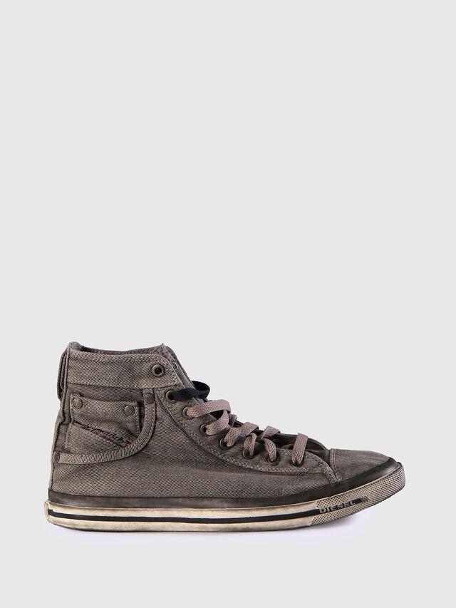 Diesel EXPOSURE IV W, Jeansschwarz - Sneakers - Image 1