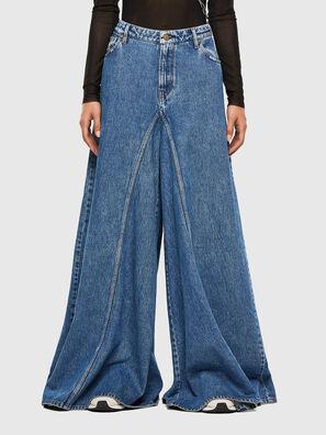 D-Spritzz 009IJ, Mittelblau - Jeans