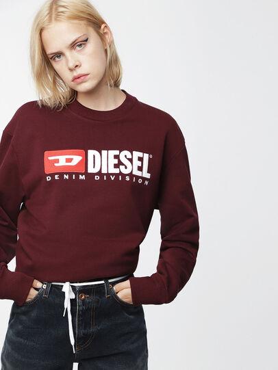 Diesel - F-CREW-DIVISION-FL,  - Sweatshirts - Image 1