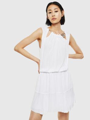 D-ROCKI, Weiß - Kleider