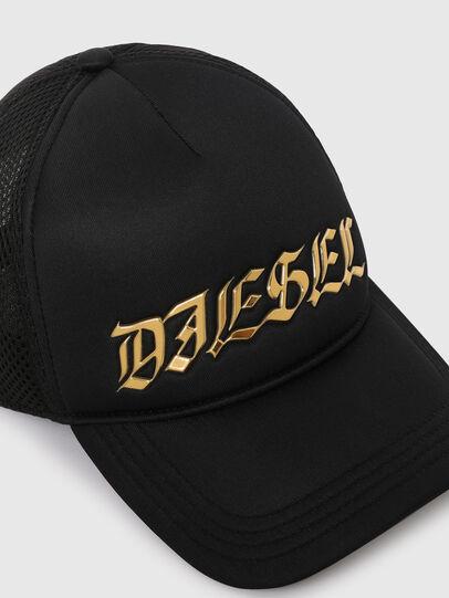 Diesel - C-TRUC, Schwarz - Hüte - Image 3