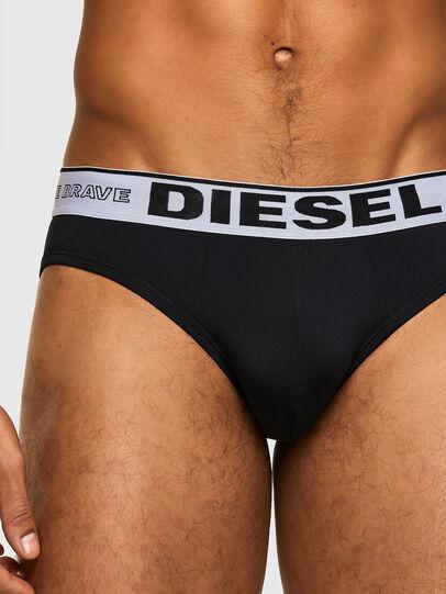 Diesel - 55-DBRIEF-THREEPACK, Schwarz - Slips - Image 4