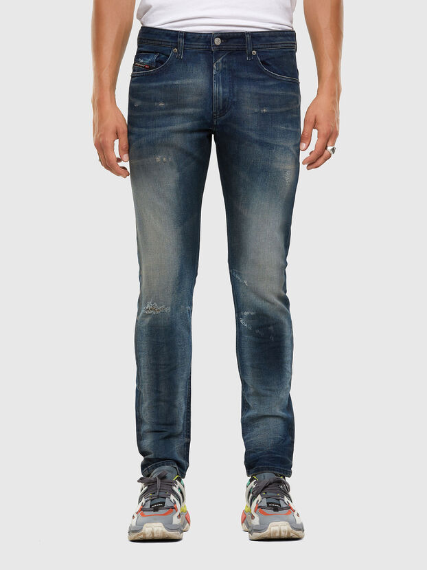 Thommer 009FL, Mittelblau - Jeans