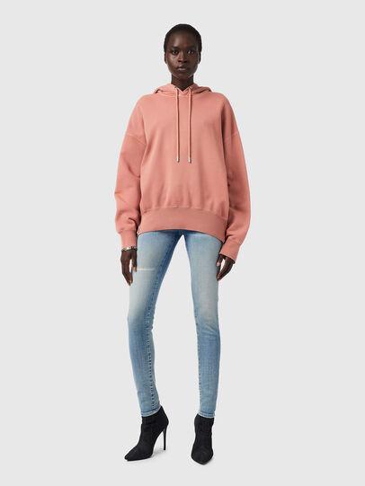 Diesel - F-MAGDALENA-B4, Rosa - Sweatshirts - Image 4