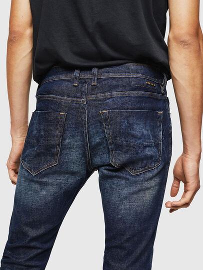 Diesel - Tepphar 087AT, Dunkelblau - Jeans - Image 4