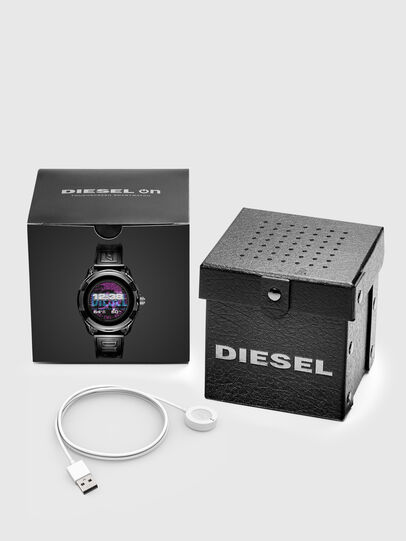 Diesel - DT2018, Schwarz - Smartwatches - Image 5