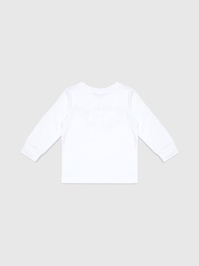 Diesel - TDOSKYB ML-R, Weiß - T-Shirts und Tops - Image 2