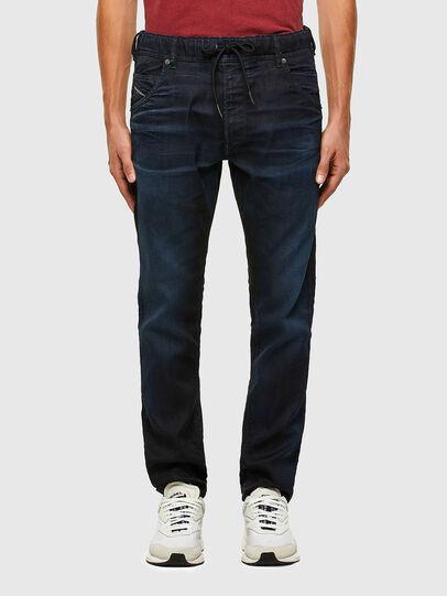 Diesel - KROOLEY JoggJeans® 069QF, Dunkelblau - Jeans - Image 1