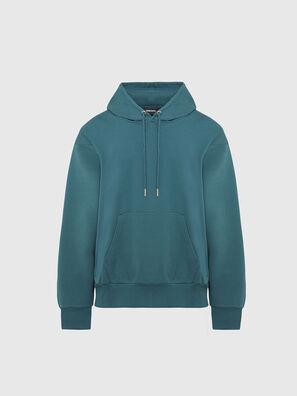 S-ALBY-COPY-J1, Wassergrün - Sweatshirts