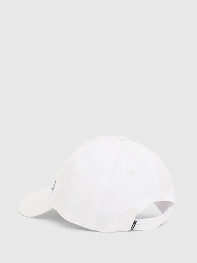 Diesel - CINDI-MAX, Weiß - Hüte - Image 2