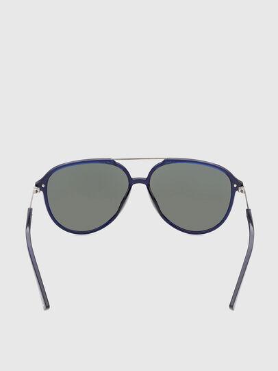 Diesel - DL0352, Blau - Sonnenbrille - Image 4