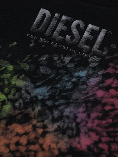 Diesel - SMARTA92 OVER, Schwarz - Sweatshirts - Image 3
