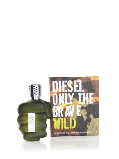 Diesel - ONLY THE BRAVE WILD 50ML, Grün - Only The Brave - Image 3