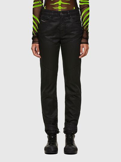 Diesel - D-Joy JoggJeans® 069TU, Dunkelblau - Jeans - Image 1