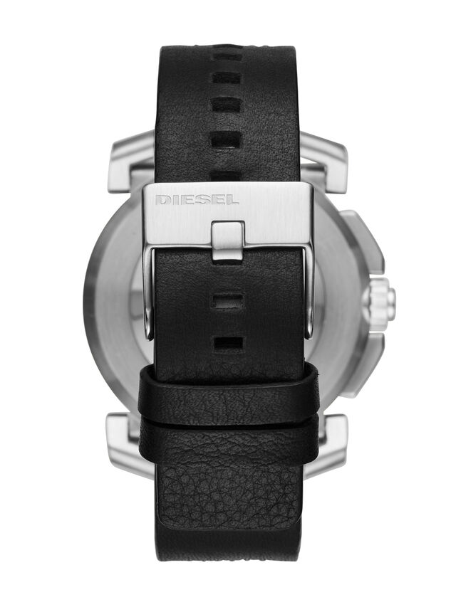 Diesel - DT1000, Schwarz - Smartwatches - Image 3