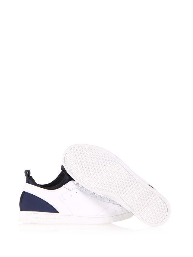 Diesel - S18ZERO, Weiß - Sneakers - Image 4
