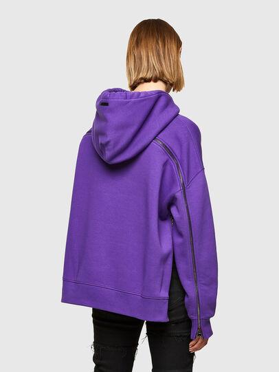 Diesel - F-RENTOL, Violett - Sweatshirts - Image 2
