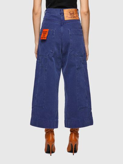Diesel - D-Luite 0EEAX, Mittelblau - Jeans - Image 2