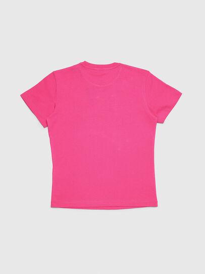 Diesel - TFOIL, Rosa - T-Shirts und Tops - Image 2